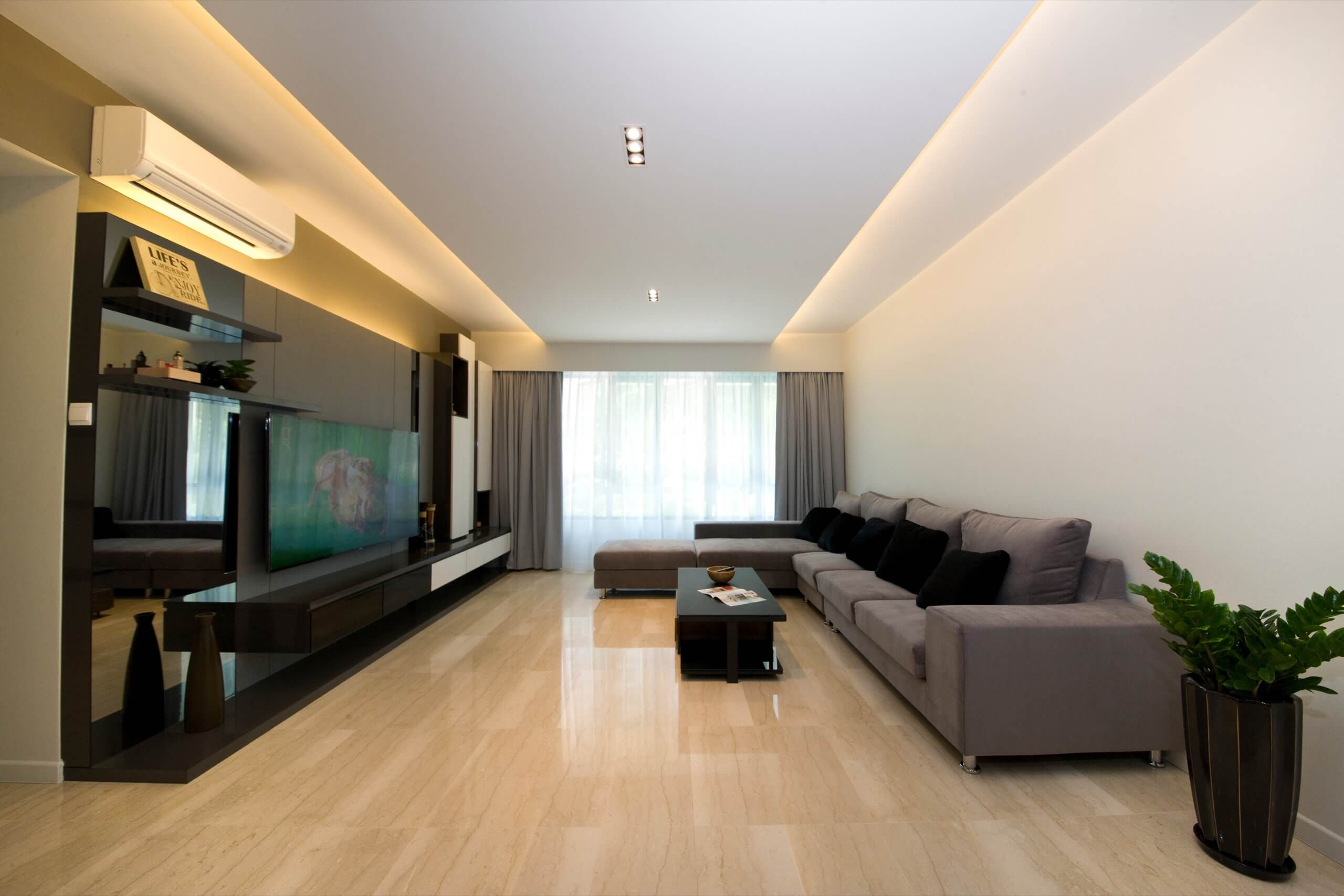 Contemporary Practicalities @ Butterworth View - Interior ...