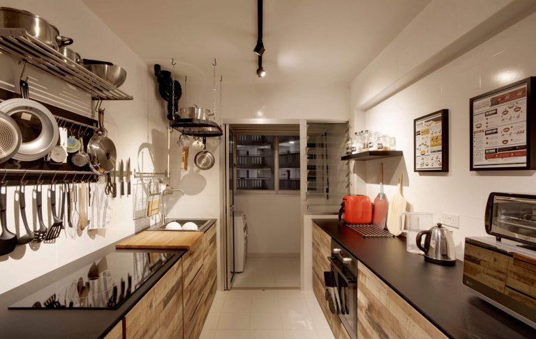 """""""HDB Design– INDUSTRIAL MAKEOVER @ FERNVALE LINK - 4"""""""