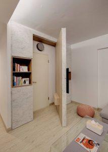 """""""HDB Design — JAPANESE MODERNISM @ CANTONMENT RD - 6"""""""