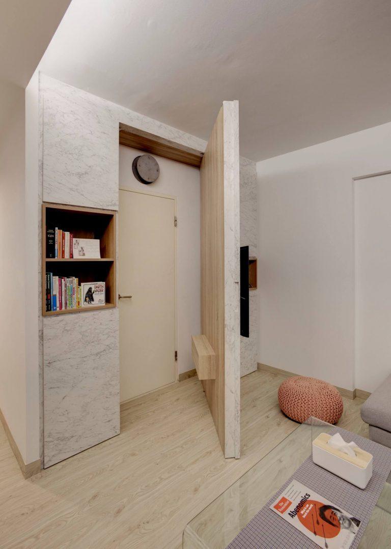 """""""HDB Design– JAPANESE MODERNISM @ CANTONMENT RD - 6"""""""