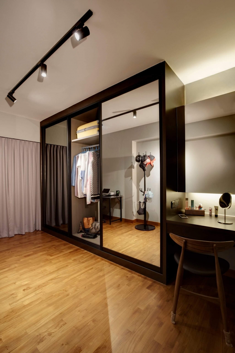"""HDB Design — WAREHOUSE CHIC @ PUNGGOL DRIVE - 6"""