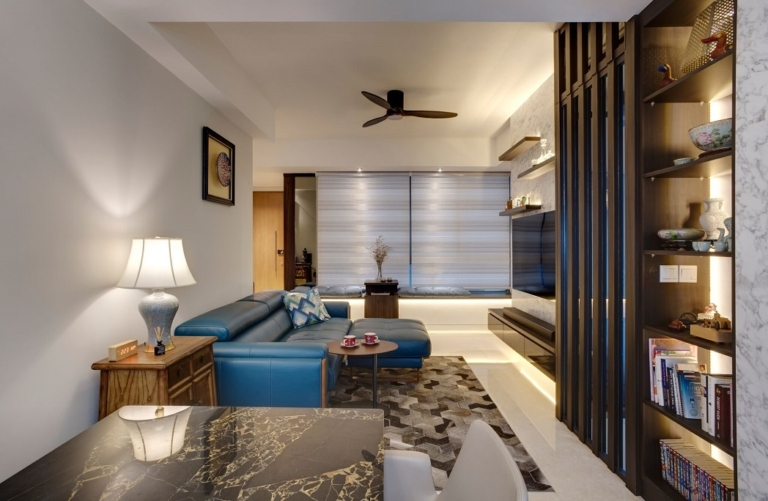 """HDB - TIMELESS LUXE @ ST. PATRICK RD - 3"""