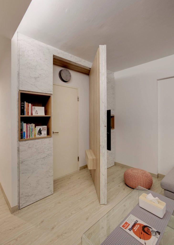 HDB interior project japanese modernism interior design