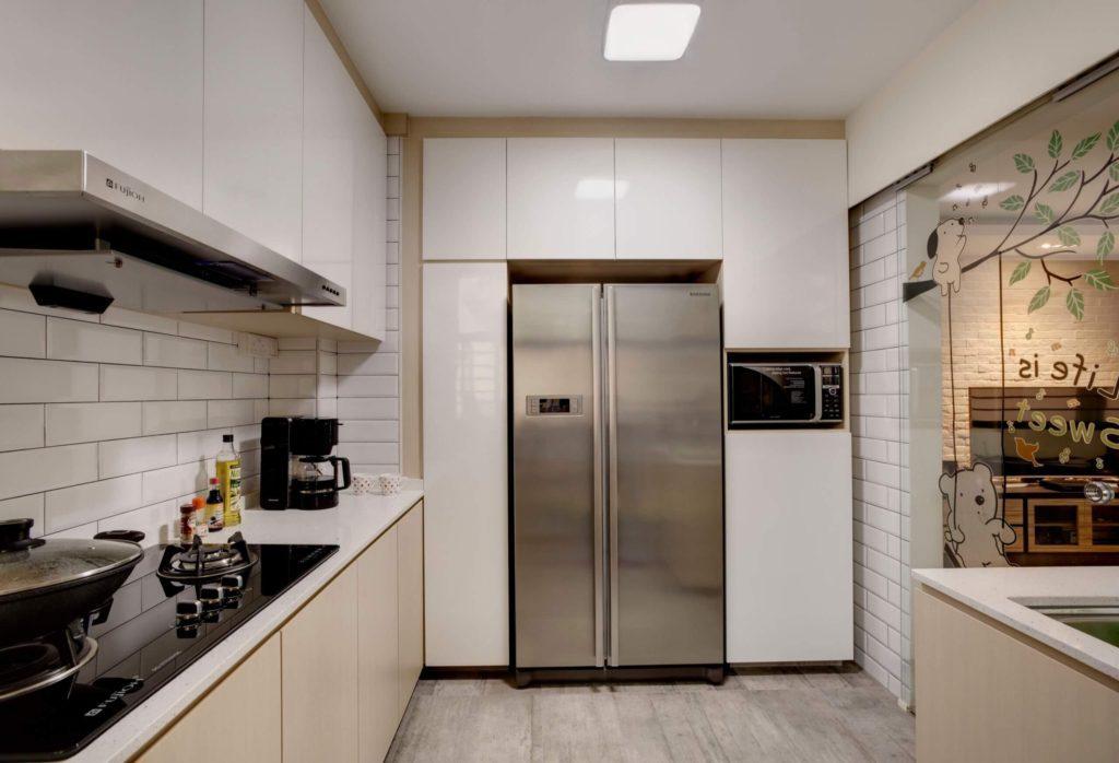 HDB interior project a cozy nest renovation