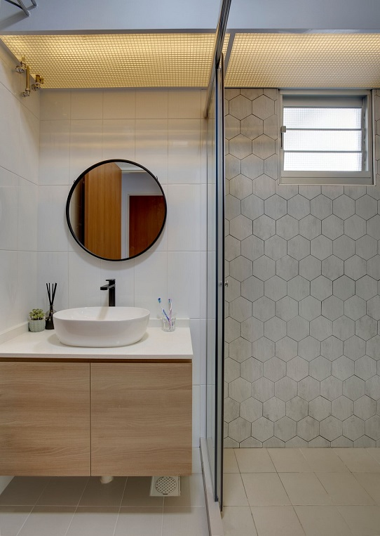 A Common Bathroom At Bukit Batok West