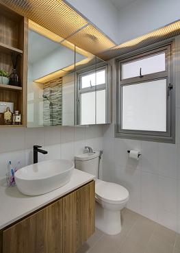 SpaceFactor Bathroom Design At Bukit Batok West