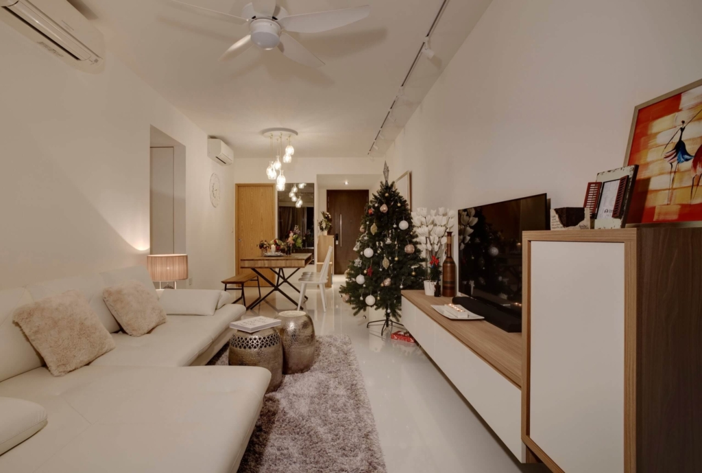 Luxurious Interior Design @ Parc Olympia
