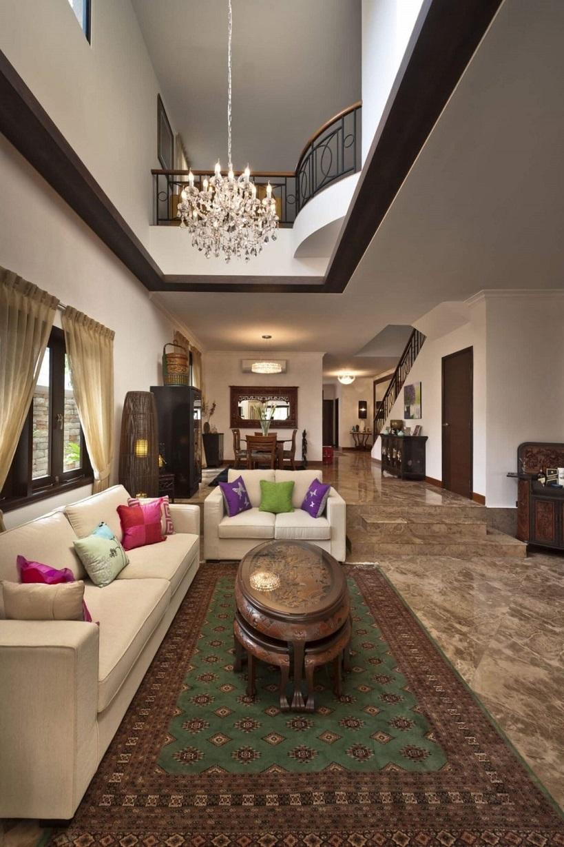 Landed Property at Park Villas Rise Swiss Interior Design