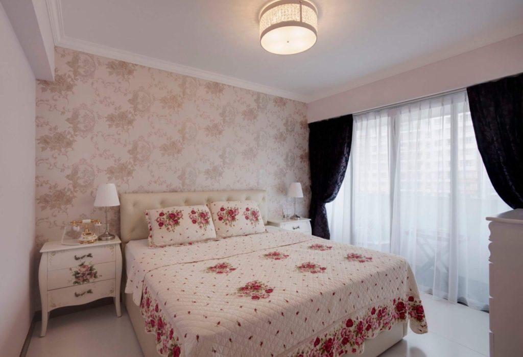 Bedroom Design at Punggol Central, Singapore