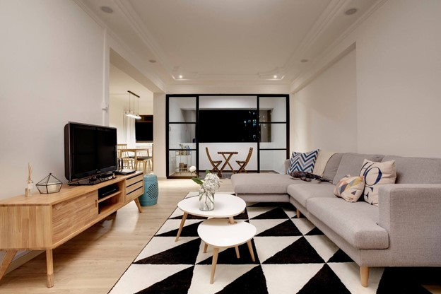 Living Room @ Gangsa Rd